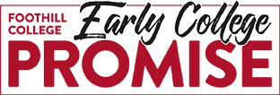 Logo for Foothill College Early College Promise